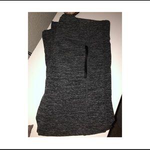 Calvin Klein leggings with zipper pocket
